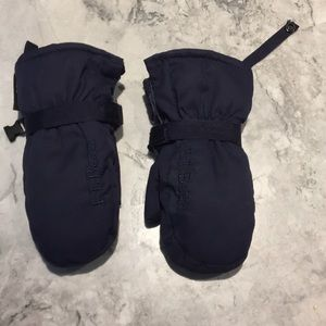 Other - L.L. Bean Navy Thinsulate Mittens